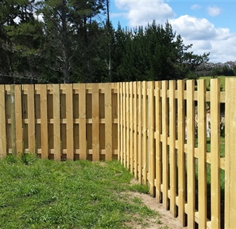 Open Panel Fencing
