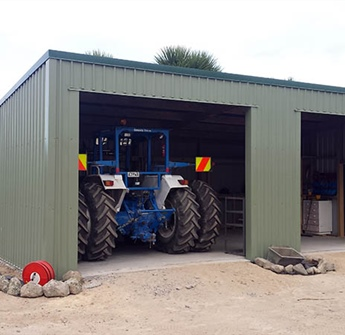 Machinery Shed